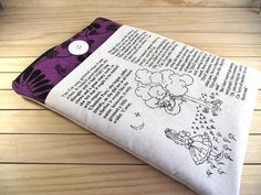 16. Laptop Sleeve   20 Perfect Etsy Gifts For Book Lovers In Your Life