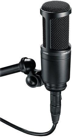 Audio Technica The Audio Technica USB Condenser. vox, acoustic instruments, strings and drum overheads (and it has been engineered to be light enough to use it in this manner). Best Usb Microphone, Microphone For Recording, Audio Engineer, Sound Engineer, New Electronic Gadgets, Electronics Gadgets, Recording Studio Home, Recording Equipment, Instruments