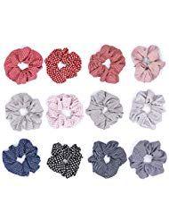 Sonnig Viele 18 Stücke Größe 4 Cm Gestreiften Farbige Gummibänder Gummibänder Haar Zubehör Bunte Stirnband Mädchen Haar Krawatte Mädchen Kleidung