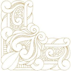 Absolutely beautiful quilting patterns. Can be used for any type of decoration.
