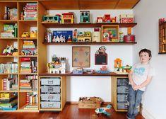 estanterias con escritorios para habitaciones niños - Buscar con Google