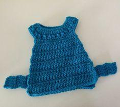 Crochet chicken sweater Free pattern!
