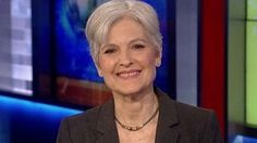 Jill Stein makes push to be included in presidential debates