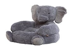 Trend Lab Childrens Plush Character Chair ElephantGray ** Continue to the product at the image link.Note:It is affiliate link to Amazon.