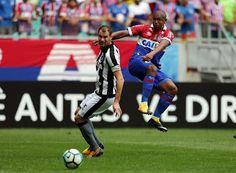 Blog Esportivo do Suíço:  Botafogo marca nos acréscimos e vence o Bahia na Fonte Nova