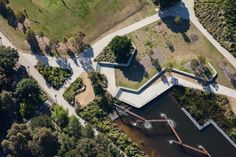 Sydney Park Water Re-Use Project / Turf Design Studio, Environmental Partnership, Alluvium, Turpin+Crawford, Dragonfly and Partridge, © Ethan Rohloff Photography
