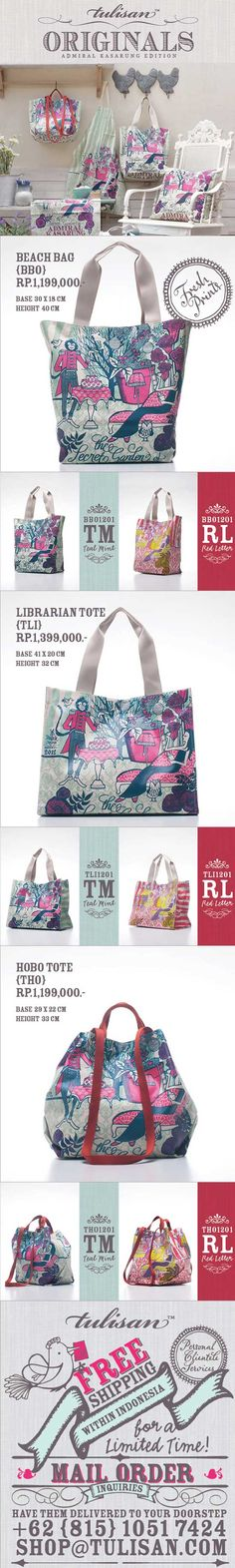 Kasarung Tote Collection