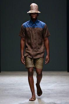 Martin Kadinda Spring-Summer 2017 - South Africa Menswear Week