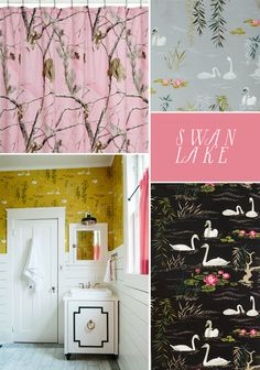 swan lake. / sfgirlbybay way to paint our cabinets