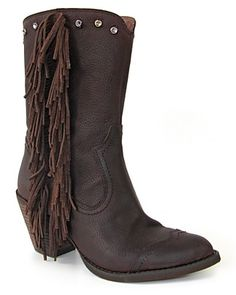 Luxury Rebel Western Boots - Diego