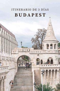 Descrubre qué hacer en Budapest en 3 días #budapest #hungría #europa #viajar #barato