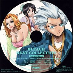 Bleach Beat Collection Toshiro Hitsugaya