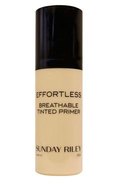 Sunday Riley ~ Effortless Breathable Tinted Primer