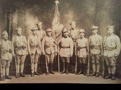 Blue Army, World War I, Wwi, Troops, Poland, Military, France, Military Uniforms, World War One