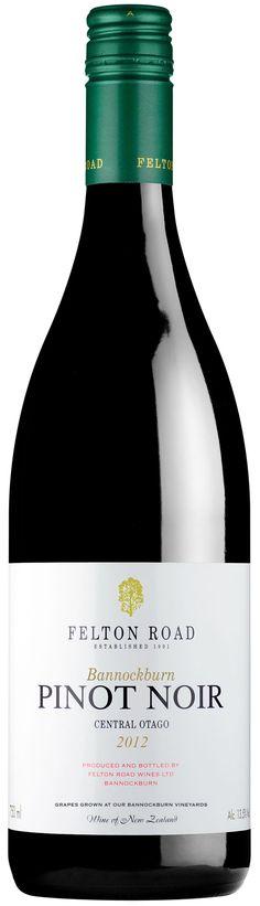 Felton Road Bannockburn Pinot Noir, Bannockburn, New Zealand
