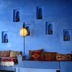 Traditional decor Moroccan interiors salon, Morocca… – Modern Home Office Design Moroccan Decor Living Room, Morrocan Decor, Moroccan Bedroom, Moroccan Interiors, Living Room Decor, Interior Wall Colors, Interior Walls, Living Room Interior, Decor Interior Design