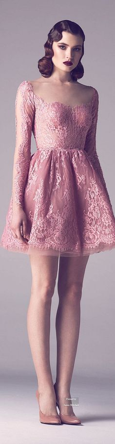 Fadwa Baalbaki Couture Spring-summer 2015