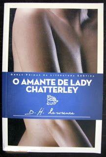 JMF Livros Online: O Amante de Lady Chatterley