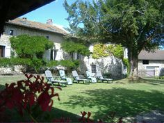 Aquitaine / Dordogne Gite Rentals in France   The middle of nowhere never looked so good! #gite #france #holiday