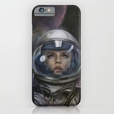 Buy Astro Girl by Bokkei as a high quality iPhone & iPod Case. Worldwide shipping available at Society6.com. Just one of millions of products available.