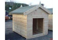 How about incorporating a dog kennel in the garden so Mr B can relax while you're all outside together?