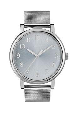Timex® 'Easy Reader' Mesh Bracelet Watch | Nordstrom