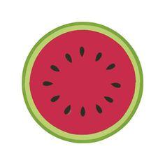 Watermelon+Slice+Dessert+Paper+Plates