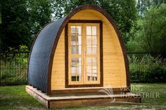 Camping Pod 4.8x2.4 | Viking Industrier