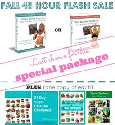 FALL 48 HOUR FLASH SALE | DAMY Health Below are some very special 'Never-before-seen-offers' that I am thrilled to be able to give you. My sole intention is to ignite as many women this Fall as possible to living their best lives. If you've been dancing around the perimeter of your desires and highest potential now is the time to grab these amazing roadmaps and incomparable support.
