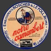 """Résultat de recherche d'images pour """"etiquettes anciennes de camembert"""""""