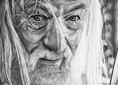 The journey doesn't end here by Fantaasiatoidab on deviantART ~ Gandalf ~ LOTR