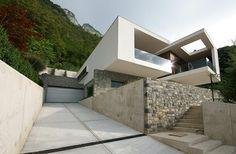 BC House by Massimo Nodari as Architects