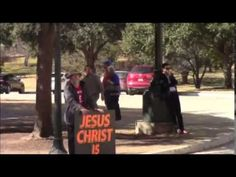 Christian Group In Texas Shows What Hatred Looks Like .|.  I always find it interesting that people and groups like this behave the way they do and think they are sending a positive message about their own religion.
