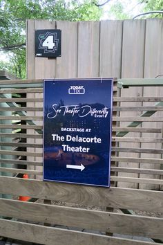How to be invited backstage at Shakespeare in the Park!