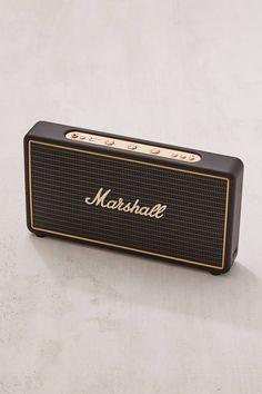 Marshall Stockwell Travel Speaker + Stand Set  bc5f156fa9230