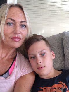 Sønnen til May Britt har autisme og ble satt av på feil skole. Hun har også hatt andre kamper rundt skoleskyss.