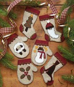 Christmas Can be cute handmade ornaments :)