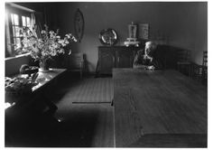 Georges Braque à Varengeville, 1953. Robert Doisneau
