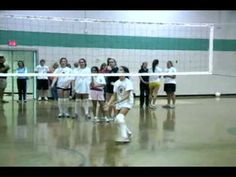 Girls Volleyball Offensive Skill Drills