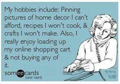 Online shopping hazards