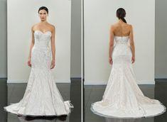 Yumi Katsura Fall 2015 - Astarte  Click to view the full wedding gown collection on SingaporeBrides