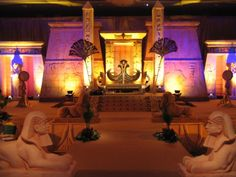 Arabian wedding decor on pinterest arabian nights for Arabic stage decoration