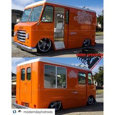 p10 chevy step van - Google Search