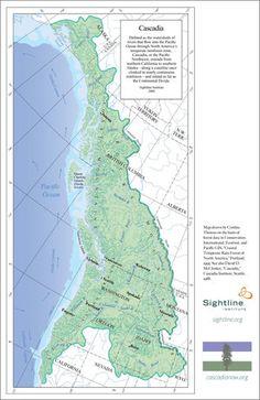 state of jefferson map