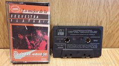LO MEJOR DE LA ORQUESTA PLATERIA. PEDRO EL NAVAJA. MC / ARIOLA - 1984 / CALIDAD…