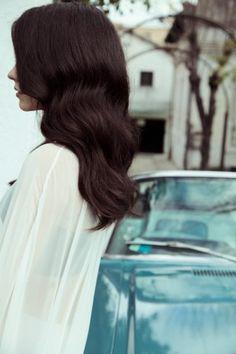 Así sí! Con estas ondas yo digo 'sí quiero' ¿y tú? #boda #peinados