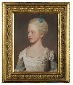 Princess Elizabeth Caroline (1740-1759)