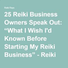 "Reiki - Reiki - Reiki - Reiki - 25 Reiki Business Owners Speak Out: ""What I Wish Id Known Before Starting My Reiki Business"" - Reiki Rays - Amazing Secret Discovered by Middle-Aged Construction Worker Releases Healing Energy Through The Palm of His Hands... Cures Diseases and Ailments Just By Touching Them... And Even Heals People Over Vast Distances... - Amazing Secret Discovered by Middle-Aged Construction Worker Releases Healing Energy Through The Palm of His Hands... Cures Diseases..."
