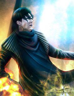 Star Trek into Darkness: KHAN by riccitamayo09.deviantart.com on @deviantART