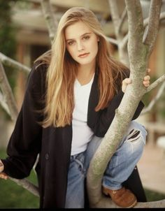 Alicia silverstone photo 243 of 306 pics, wallpaper - photo Alicia Silverstone Aerosmith, Alicia Silverstone Young, Cher Clueless, Clueless Fashion, 90s Fashion, Couture Fashion, Runway Fashion, Fashion Outfits, Fashion Trends